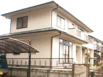 仙台市泉区 S様邸 外壁リフォーム事例