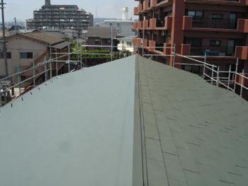 仙台市若林区 お客様邸 屋根葺き替えリフォーム事例