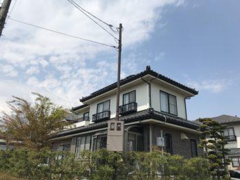 仙台市泉区 K様邸 外壁塗装工事